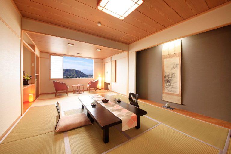 日式和西式客房