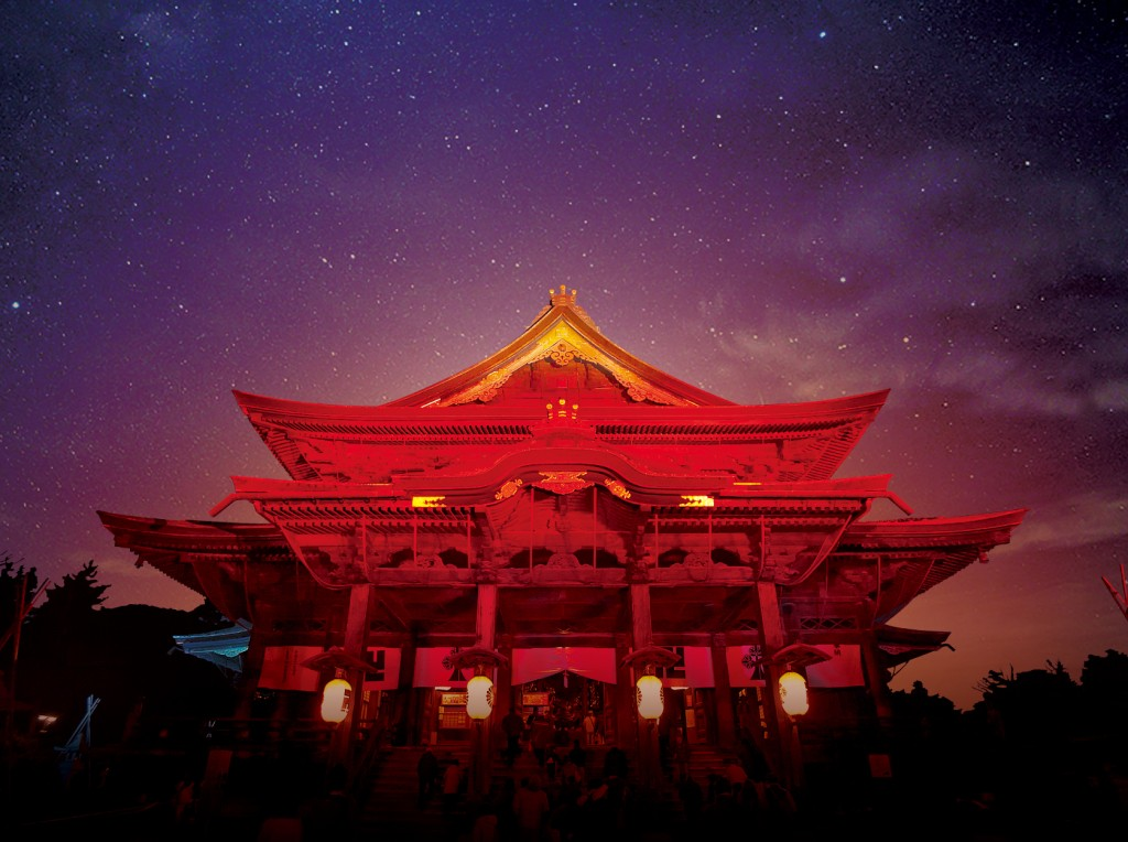 zenkoji tomyo festival, Nagano