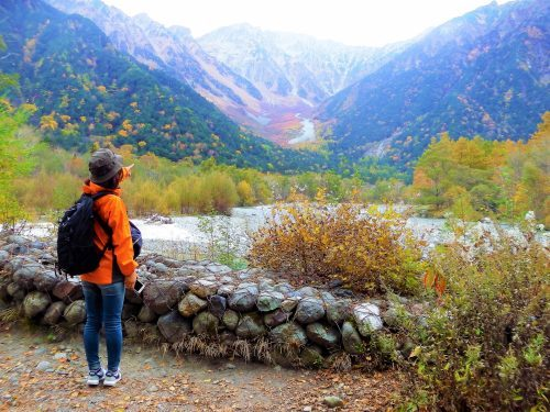 Walking in Kamikochi - Where to Go & What to See
