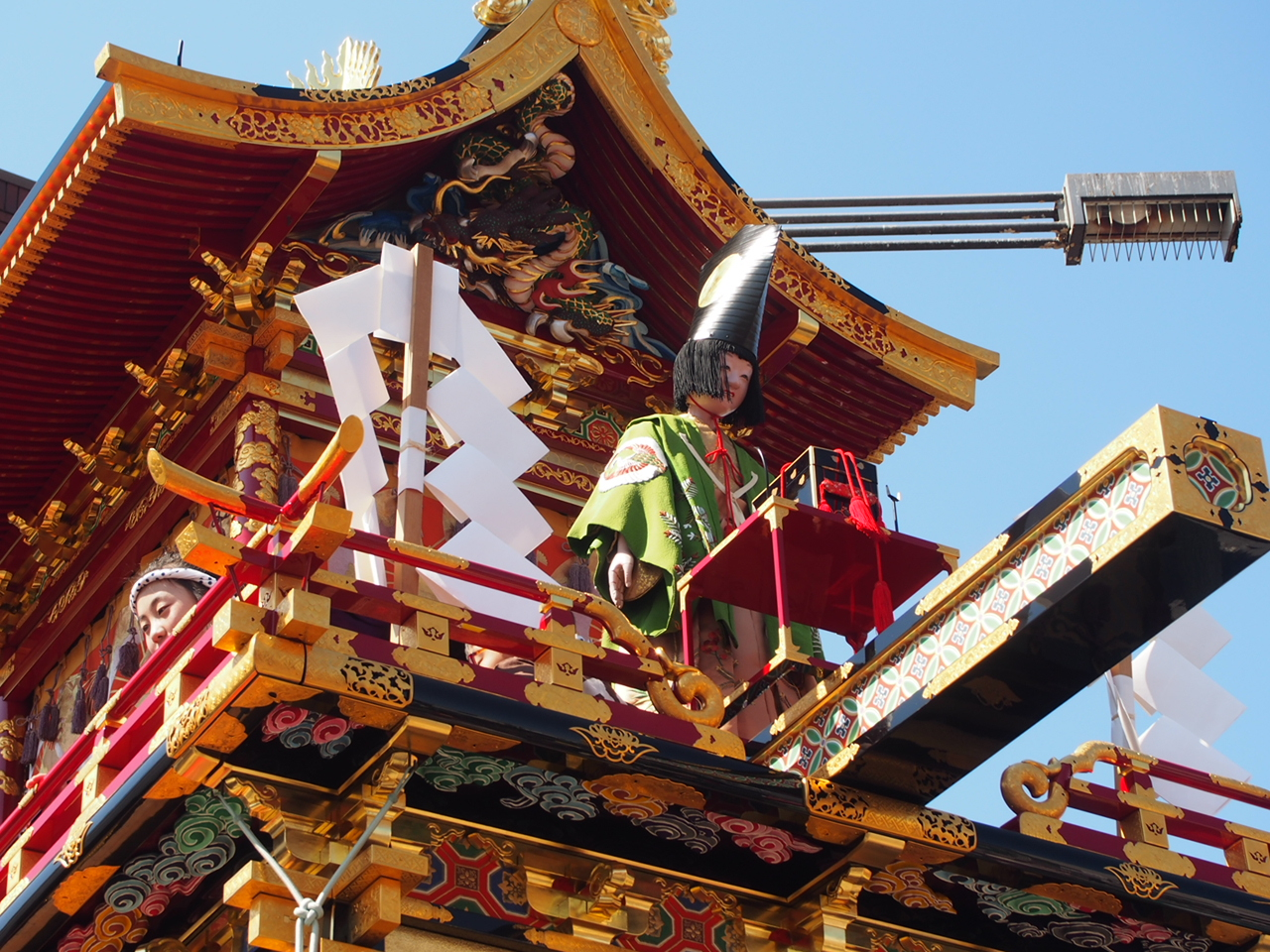 The Festivals of Takayama