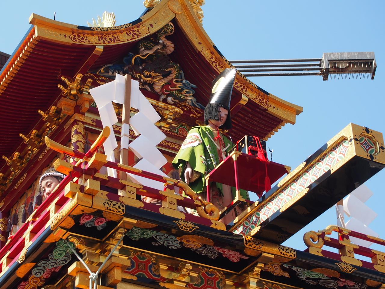 高山的祭祀活動