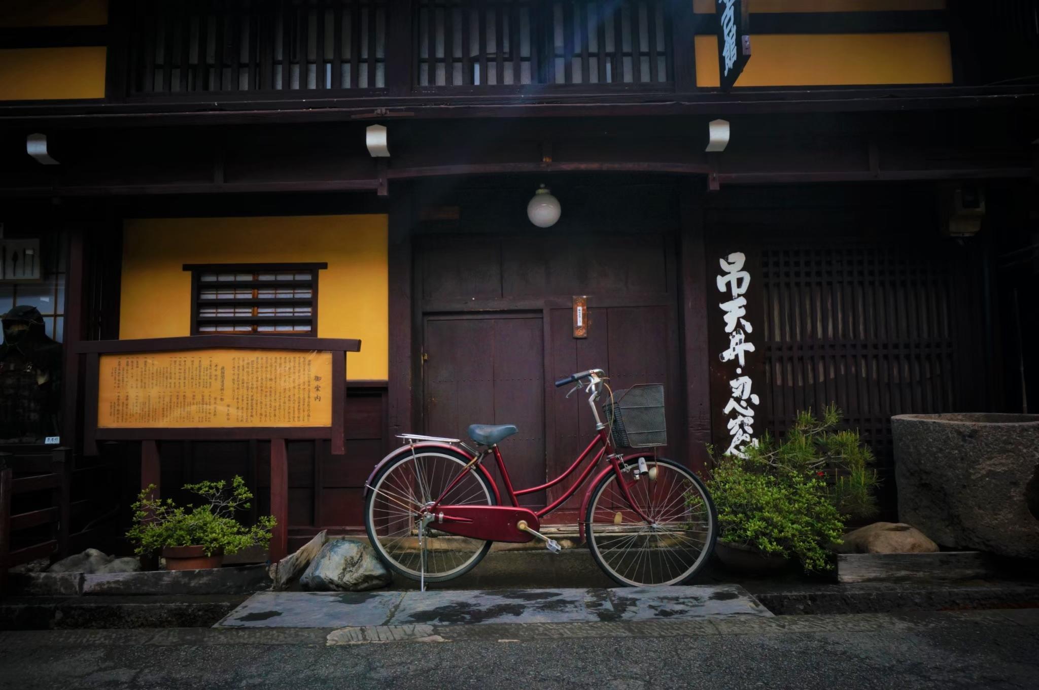Takayama Historic Old Town