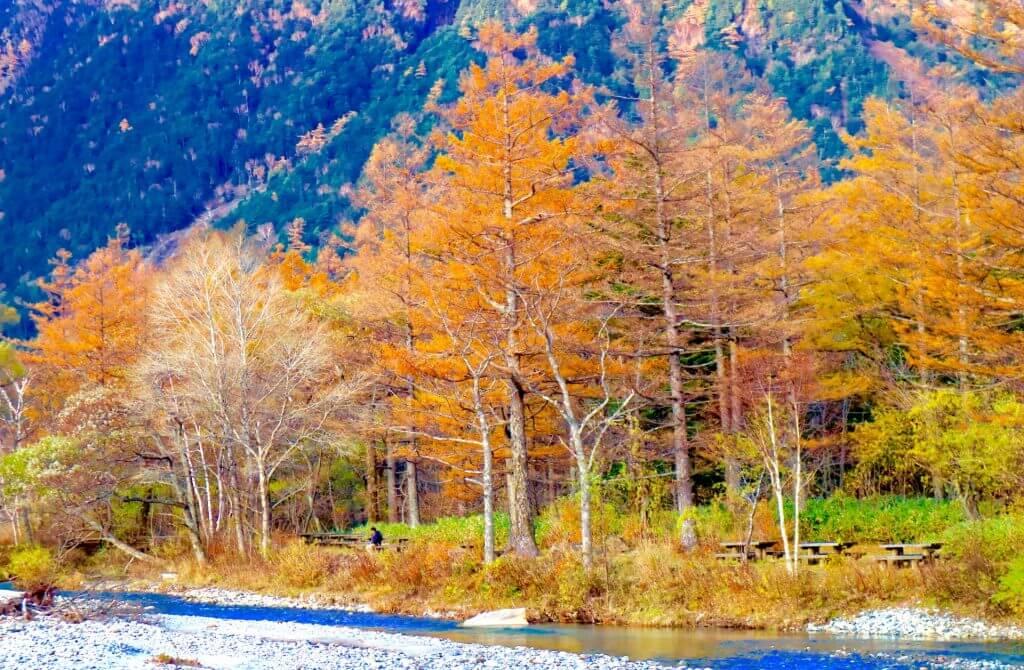 上高地导游体验之旅 松川谷是长野的秘密之一。