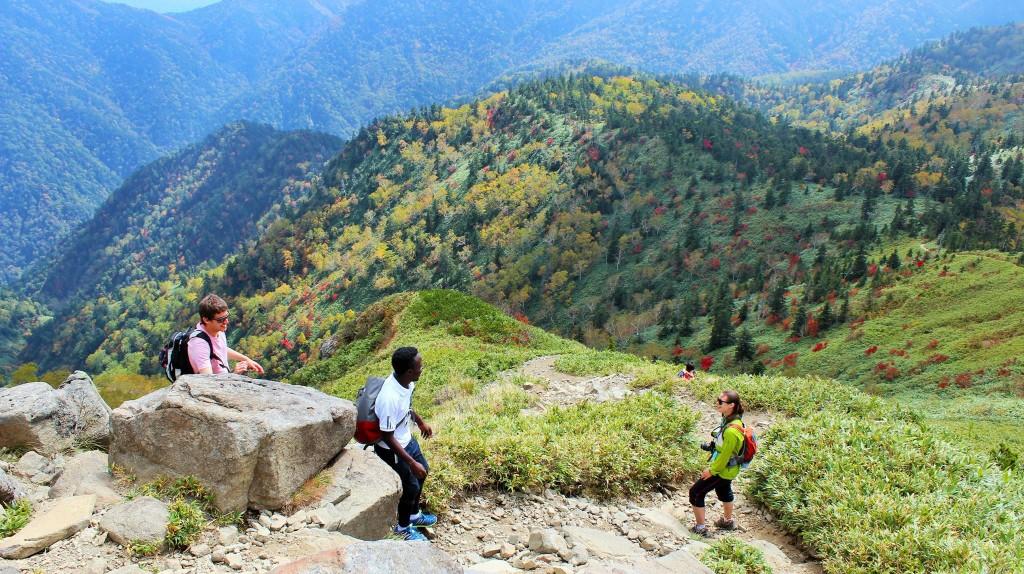 Hiking-Shiga-kogen