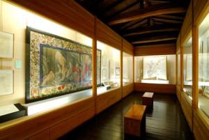 Takaikozan memorial museum