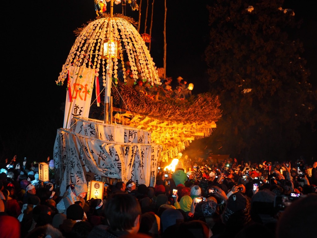 nozawa-onsen-fire-festival