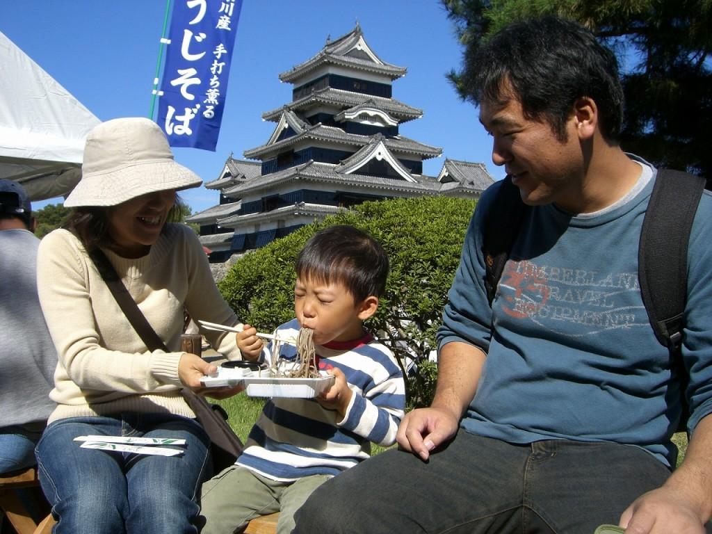 Matsumoto SOBA Festival