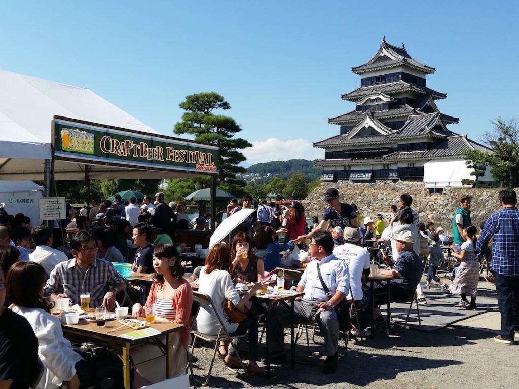 Matsumoto craft Beer Festival
