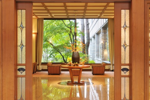 Join a Tour & Enjoy a Luxury Onsen Hotel