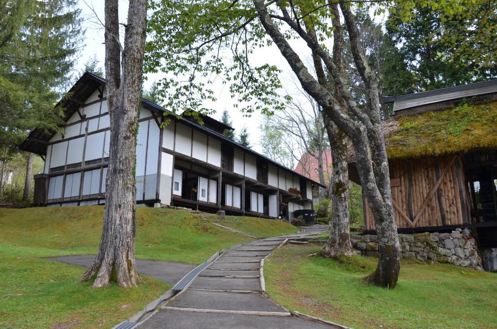 Ninja folk museum, Togakushi