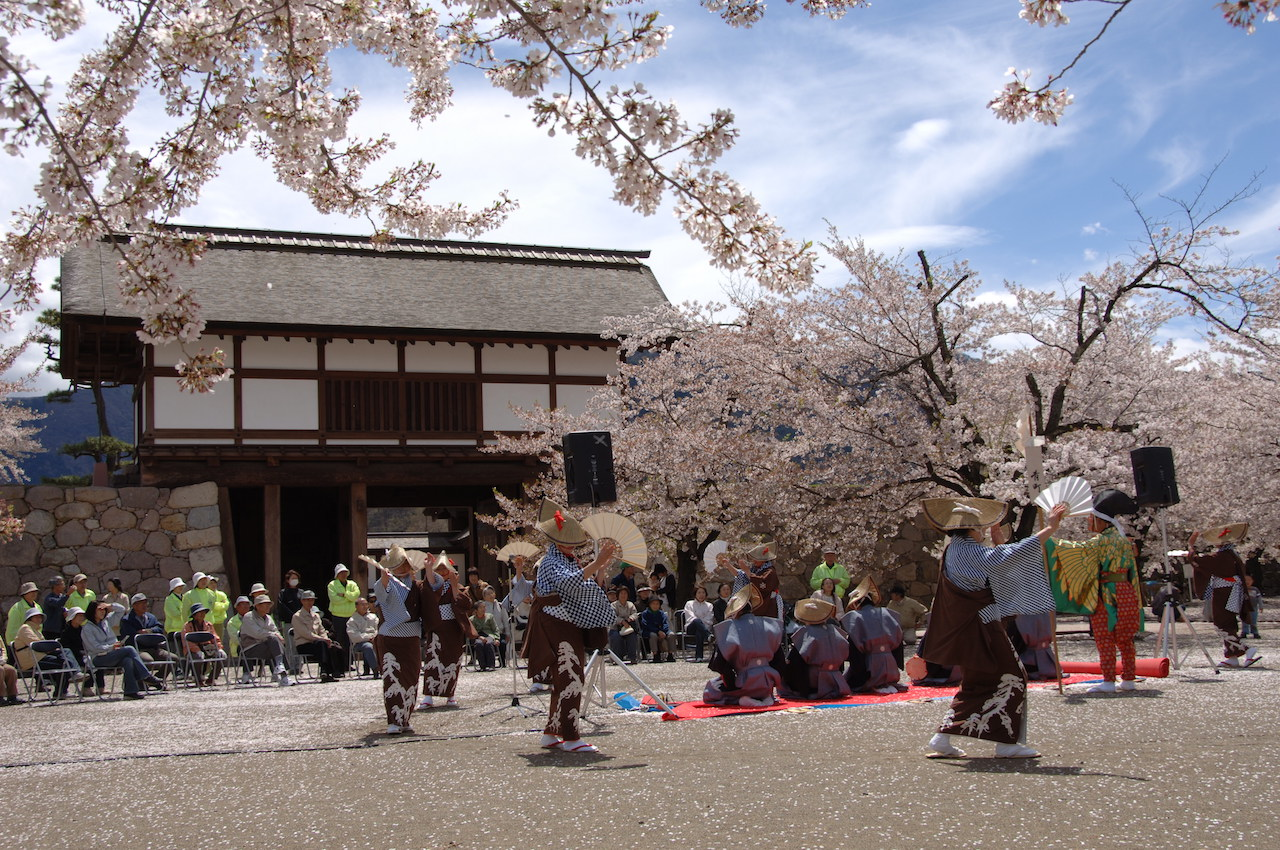 Matsushiro Flower festival
