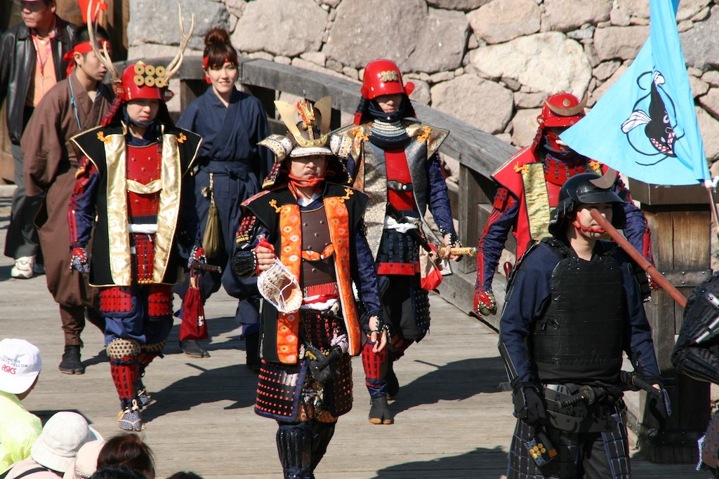 Matsushiro Sanada festival