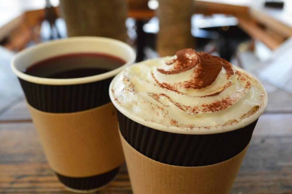 TAKEコーヒー明るいver