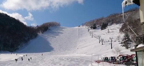 shiga ski giant