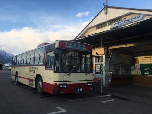 nagaden bus yudanaka