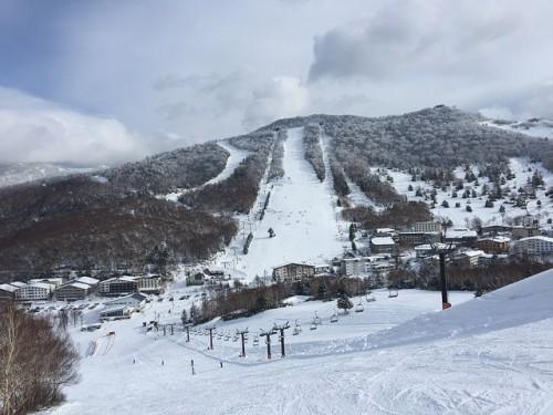 Shiga-Ichinose family ski