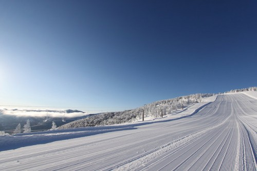 Shiga-Okushiga ski slope