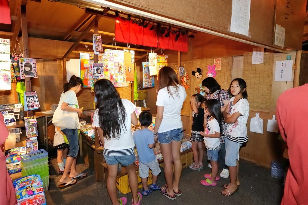 Yudanaka Summer Festival 2012 3