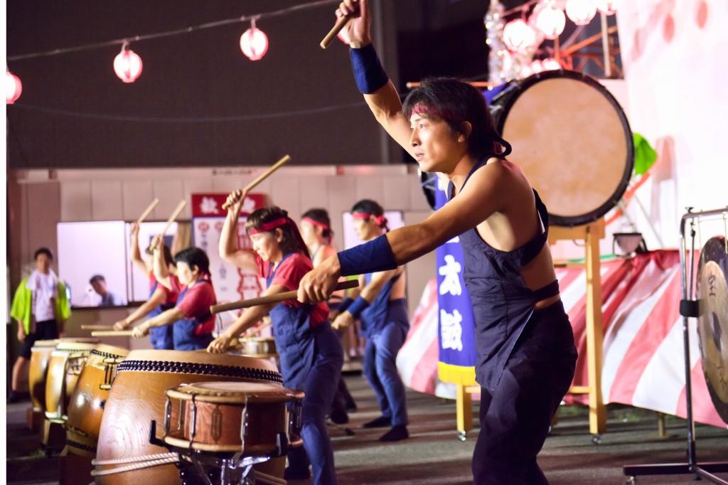 Yudanaka-summer-festival
