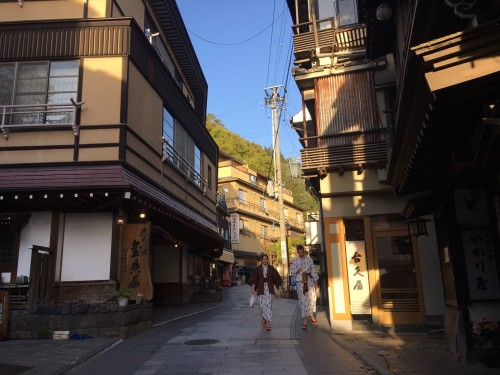 yukata shibu onsen