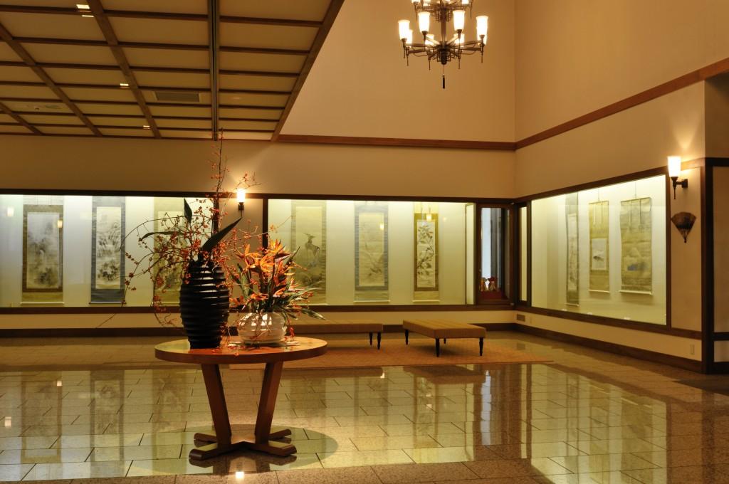 senjukaku lobby