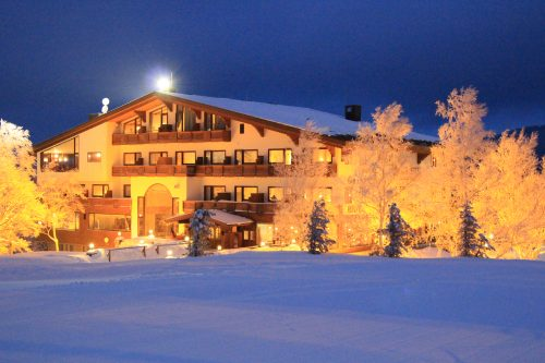 European-style Ski In/Out Luxury Hotel at the Base of Oku-shiga