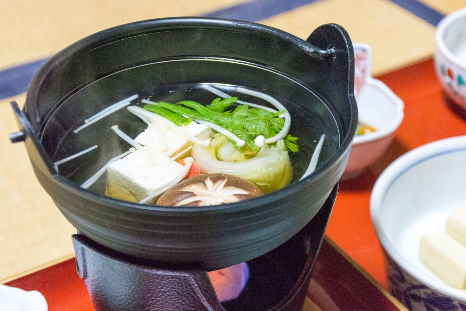 shukubo-meal