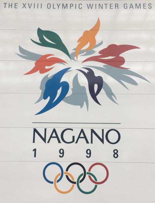 Nagano Olympic Logo