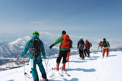 Perfect Location to Experience Nagano's Longest Ski Season