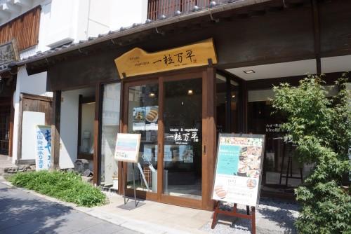 1. Kinoko Exterior