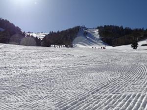 kumanoyu november ski shiga