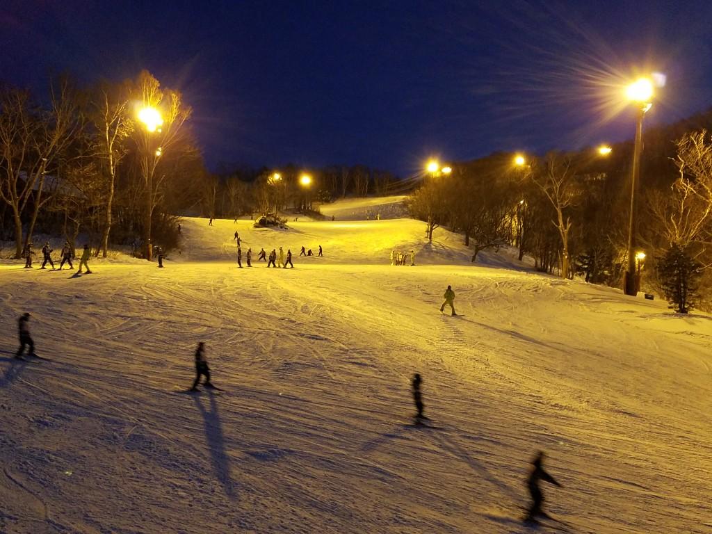 丸池スキー場 (1)