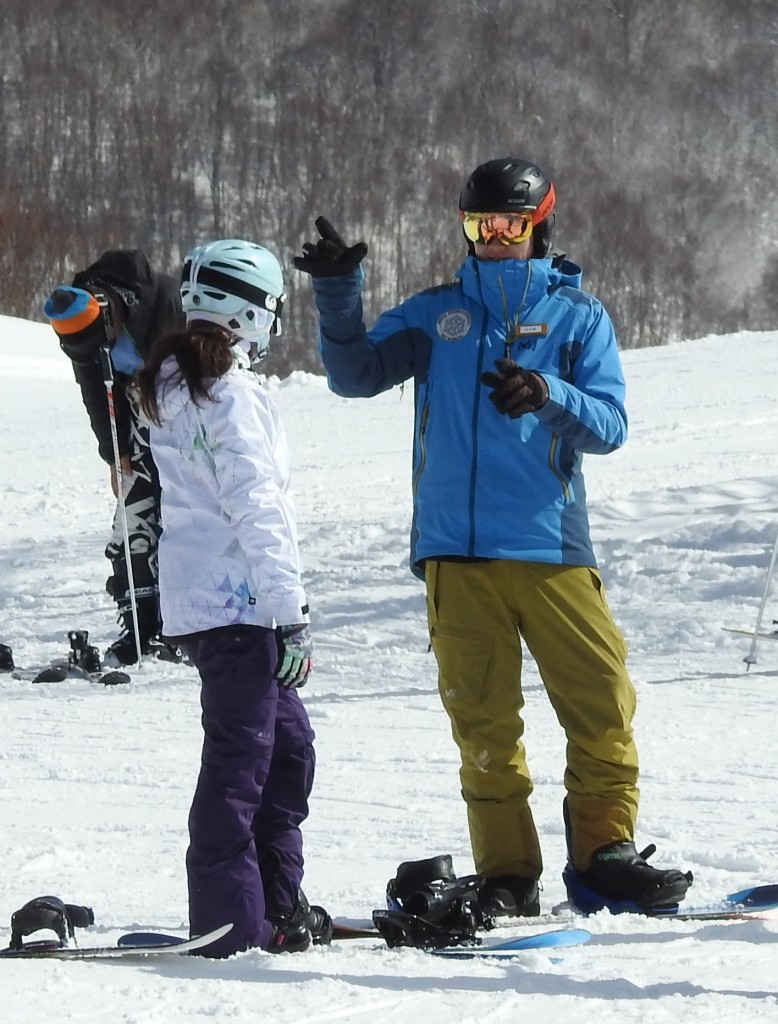 Shiga International Ski School 4