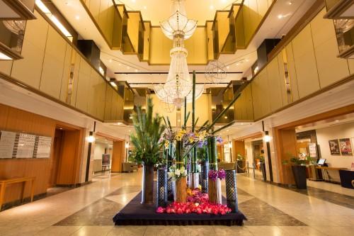 hotel kokusai lobby