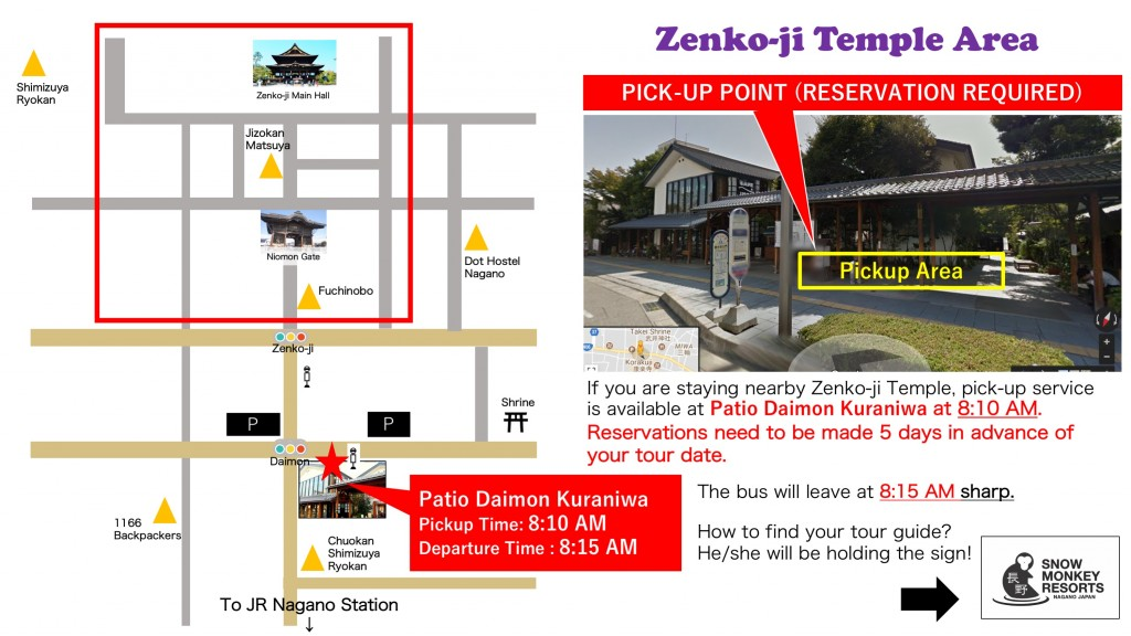 Zenkoji Temple Pickup