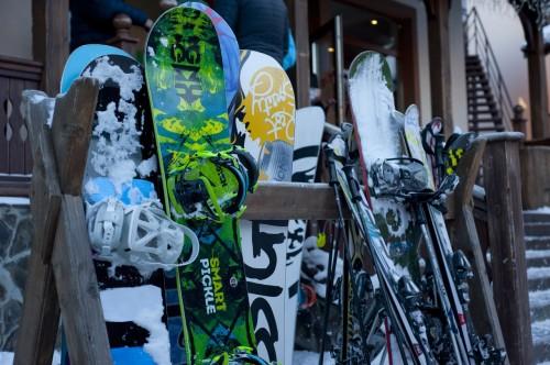 snow board ski image
