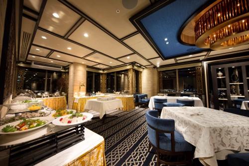 國際21酒店為客人提供多家內部餐廳的選擇