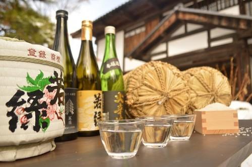 sake tasting hotarutei