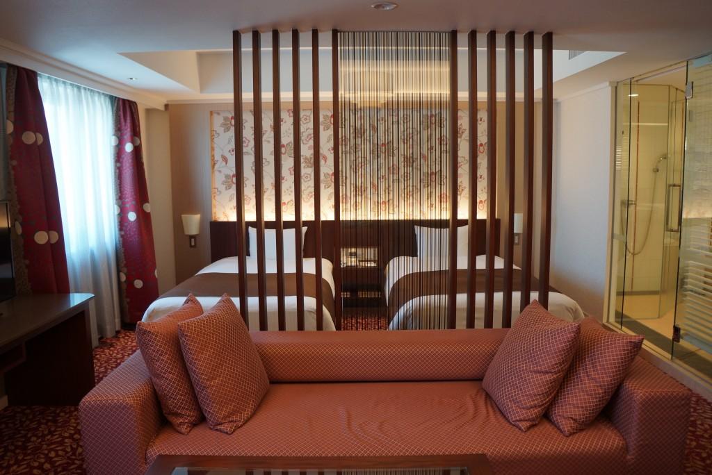hotel kokusai 21 room