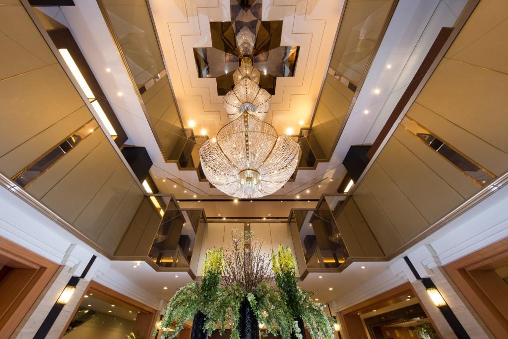 hotel kokusai 21 lobby