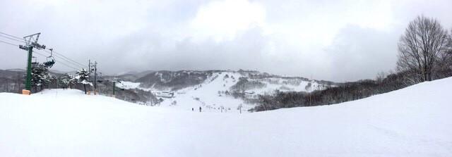 Madarao slopes