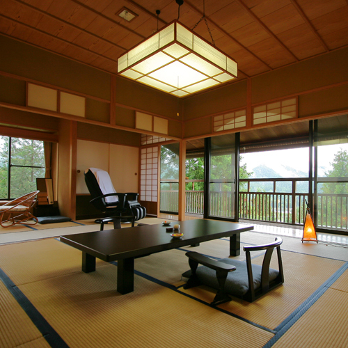 Senjukaku Onsen attached wide B room
