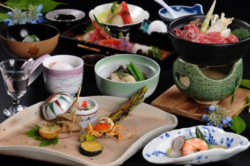 Sake & Food: A Match Made in Heaven