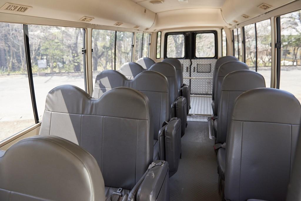 1. kannon inside passenger