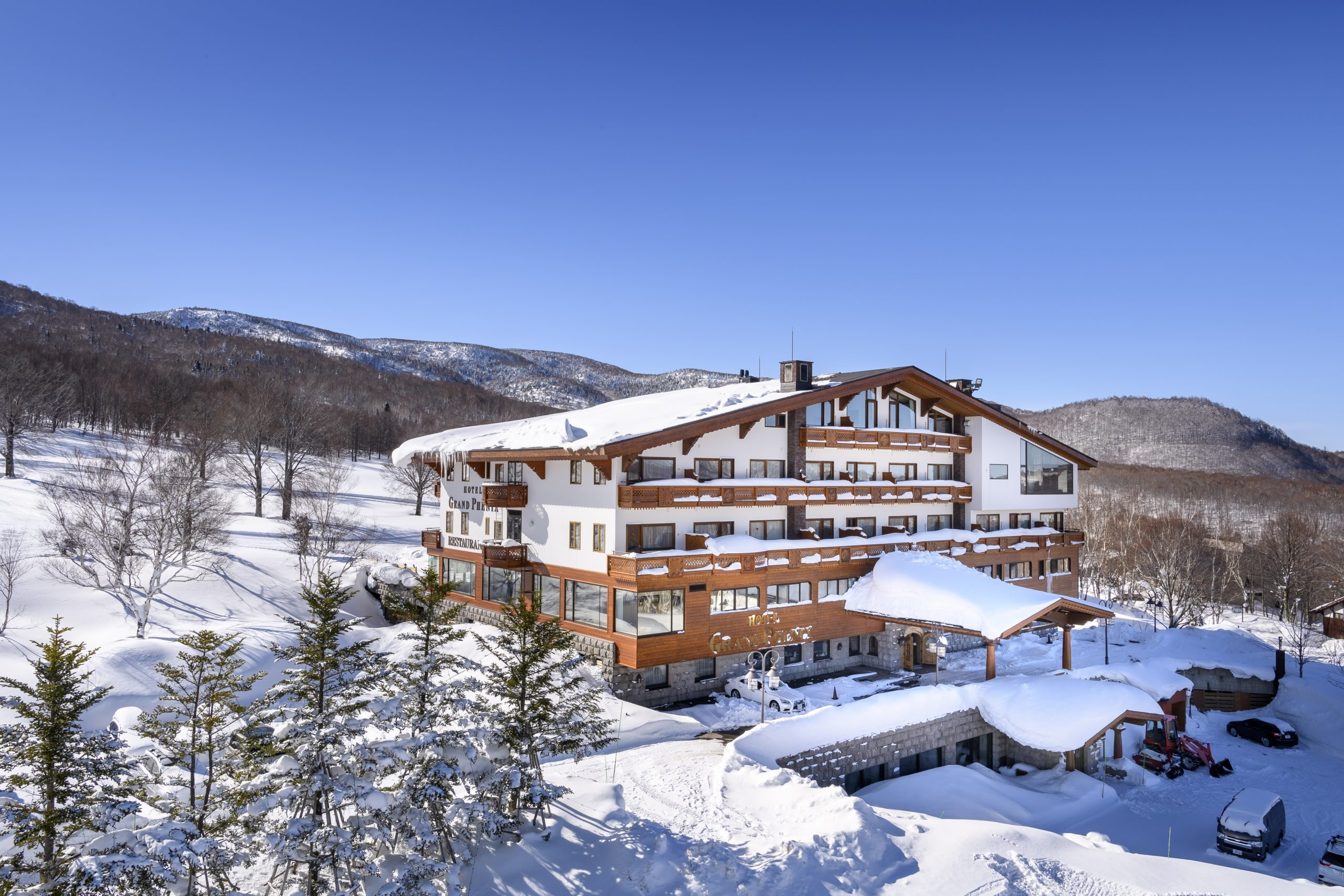 Stay in Shiga Kogen: Recommended Accommodation