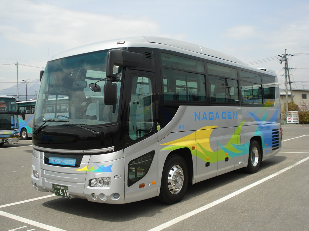 Nagaden Bus Mid-size