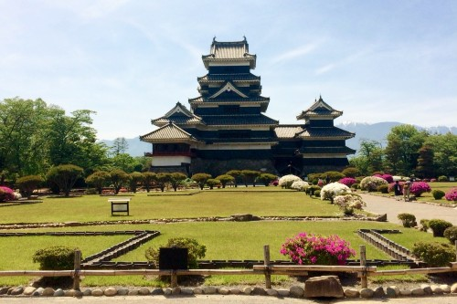 Explore One of Japan's Last Remaining Original Castles