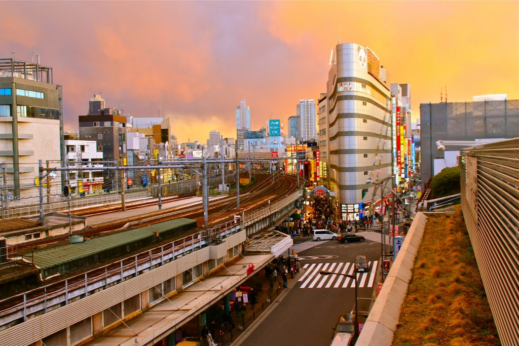 ueno-station