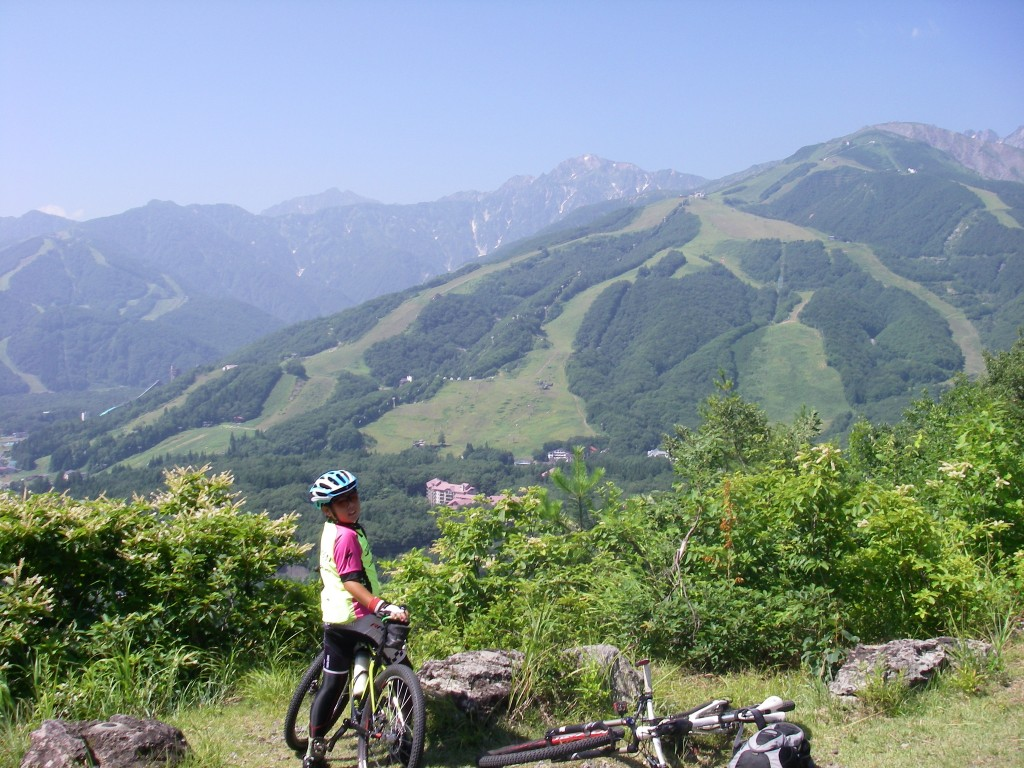 Hakuba MTB Mountain Bike Green Season