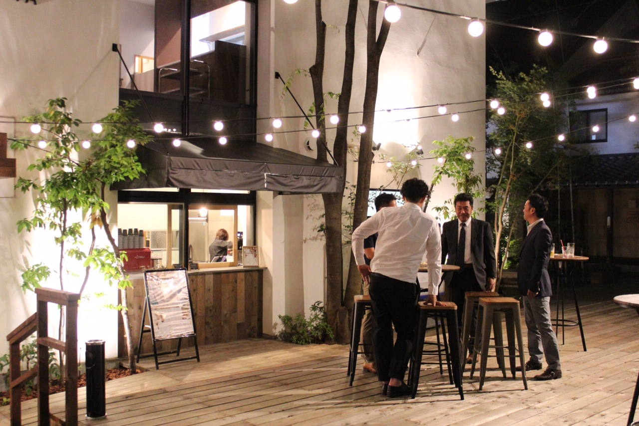 Monzen Terrace Enya A Welcome Addition To Nagano City S Restaurant Scene Snow Monkey Resorts